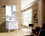 Ноги Countertop шкафа ванной комнаты самомоднейший вися PVC керамической съемный
