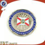 Kundenspezifisches Metallabzeichen für Klage