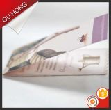 Hangtag do projeto do farelo do papel do vintage do vestuário da venda por atacado da fábrica de China, Tag do cair