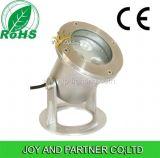 Indicatore luminoso subacqueo del raggruppamento dell'acciaio inossidabile 6W RGB LED (JP90034)