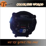 Projector do diodo emissor de luz Fresnel do zoom do dispositivo elétrico claro de teatro auto