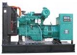 25kVA 30kVA 50kVA 60kVA 80kVA 100kVA 150kVA 200kVA 250kvasoundproof Cummins silencieux actionnent le diesel diesel de générateur