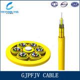 Cable de distribución de interior de 144 bases de Gjpfjv de las ventas calientes