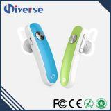 Auscultadores sem fio de venda do Earplug do esporte do esporte do fone de ouvido de Singlestereo Bluetooth os melhores para o Ios da movimentação & o Android