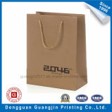 High Quality Brown Paper Kraft Panier Sac de transporteur
