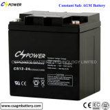Batterie profonde du cycle AGM pour le système solaire 12V180ah de hors fonction-Réseau