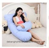 Schwangerschaft-Kissen-Bett-schwangere Mutterschaftsbequemlichkeit-großes schlafendes Rumpf-Baby