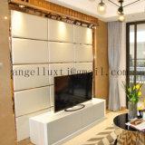 Garniture d'intérieur de tuile de matériaux de protection de mur d'étage de panneau de bordage en métal de décoration
