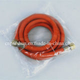 Gutes Quality Cer Approved 20 Bar Pressure Natural Rubber Flexible Gas Pipes mit Factory Price
