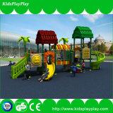 Estructura al aire libre usada del juego del equipo del patio para los niños