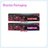 Коробка выдвижения цветастого парика волос бумаги картона печатание упаковывая (BP-BC-0172)