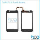 Первоначально панель касания мобильного телефона для экрана ремонта желания 210 HTC