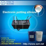 Caucho de silicón líquido para el circuito electrónico