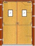 증명되는 또는 안전 영국 BS476를 가진 방화문 또는 단단한 나무 문 또는 나무로 되는 방화문 문 또는 나무 문