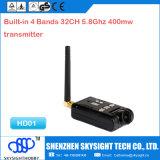 Видеокамера Sky-HD01 Aio 400MW 32CH Fpv Transmitter 1080P Mini