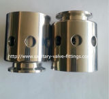 衛生ステンレス鋼タンク圧力真空弁