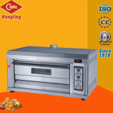 Luxus 1-Deck, 2-Tray Gas Oven, Pizza Oven, Bakery Equipment (CER)