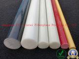 軽量および高い伸縮性のガラス繊維棒