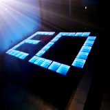 Cerimonia nuziale Decorations Light su Interactive 3D LED Starlit Dance Floor