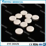 Esponja superior quirúrgica del dren de la cirugía de la catarata de Eyeshield del vendaje para heridas