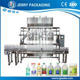 Automatische Wasser-Saft-Nahrungsmittelflüssigkeit abgefüllte abfüllende Füllmaschine