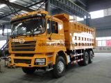 Shacmanのダンプトラック6X4のダンプカートラック