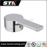 Robinet de robinet de lavabo à alliage de zinc bon marché pour accessoires de salle de bain (STK-ZDB0015)