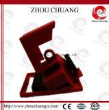 Abrazadera-en cierre de los cortacircuítos, cambiar el cierre de los cortacircuítos para el candado de la seguridad