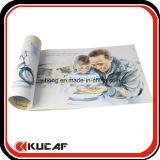 Opuscolo di carta dei prodotti su ordinazione di stampa in offset