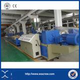Wasser-Rohr-Strangpresßling-Zeile Plastikmaschinerie
