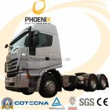Hot Sale 380HP Genlyon Iveco Tractor Truck 6X4 Competitivo para Scania Truck com garantia de um ano para o mercado africano