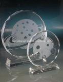 Trofeo de cristal personalizado del logro de la nueva llegada en artesanía popular hechas en China