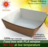 Rectángulo de papel del Thermos de la alta calidad para el alimento