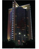 Beleuchtung CE/UL/FCC/RoHS (D-185) der Media-Fassade-LED