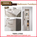 Sim Incluir Bacia e Vanity Combo Type Solid Wooden Bathroom Furniture