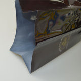 Venda por atacado plástica do saco de café da impressão feita sob encomenda do baixo preço da fábrica