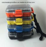 屋外擁護者すべての天候のイヤホーンの防水ボックス青い歯ボックスGPSボックスギフト用の箱