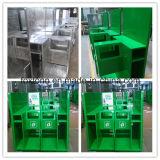 Lixo ambiental feito sob encomenda do metal da fabricação de metal da folha