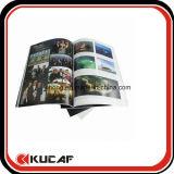 Brochure en papier pour produits d'impression sur offset personnalisés