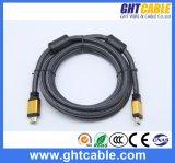 Nylon Braidingの高品質HDMI Cable