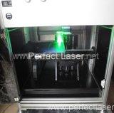 Ce/ISO/FDAの証明書との3Dクリスタルグラスレーザーの彫版機械価格