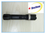 3W Zoom Tactical Rechargeable Flashlight