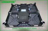 P3.91 visualización de LED delantera de interior del servicio 500X500m m