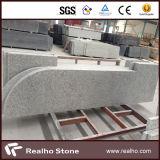 Controsoffitti cinesi grigio-chiaro poco costosi del granito G603 per la superficie della cucina