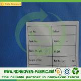 Прокатанное Nonwoven изготовление рулона ткани