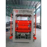 Bloque concreto Full-Automatic hidráulico del ladrillo sólido de la depresión del cemento que hace la máquina