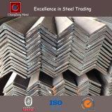 Barra d'acciaio rotolata di angolo dell'acciaio dolce per costruzione (CZ-A10)