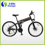 26 bici eléctrica plegable de la montaña de la pulgada 36V 250W 350W