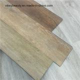 流行のカーペットパターン石の木製の床シートPVCビニールのフロアーリング