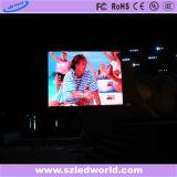 Im Freien/Innender miete-LED videowand des Druckguss-P10 für Stadiums-Leistung